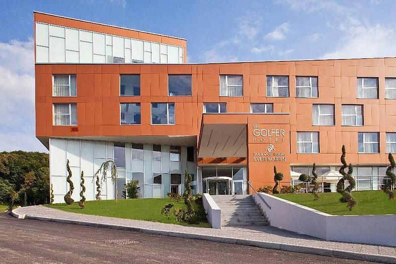 Hotel SPA GOLFER - Šibenik-Solaris