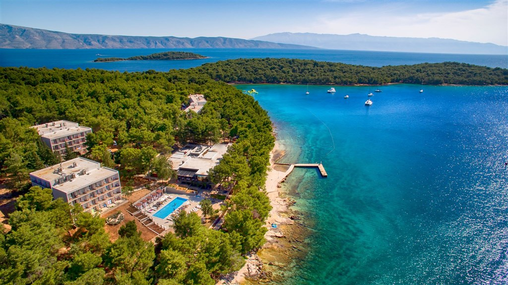 Senses Resort VRBOSKA - Podstrana