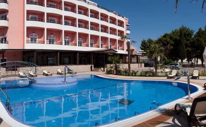Hotel MIRAMARE - Nemira