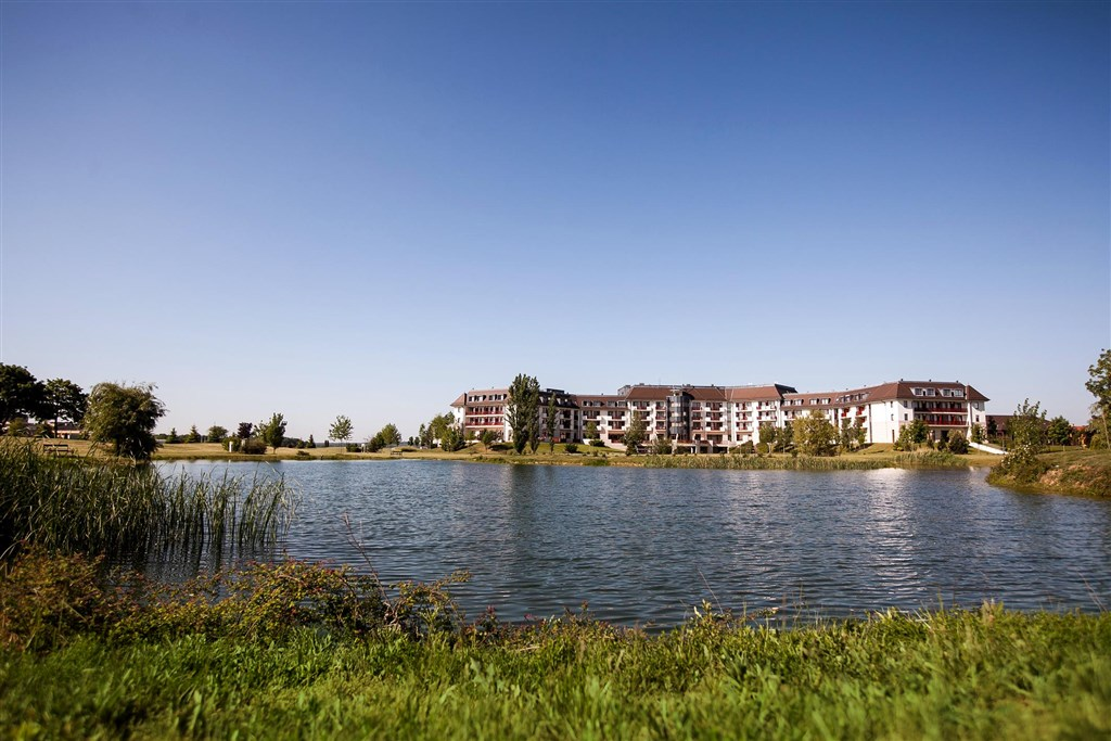 Hotel GREENFIELD GOLF & SPA - Sárvár