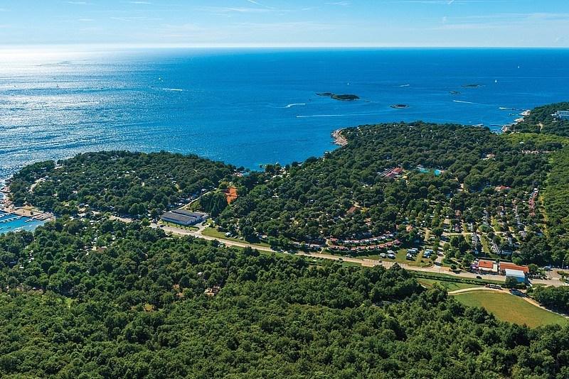 Mobilní domky Adriatic Kamp Bijela Uvala -
