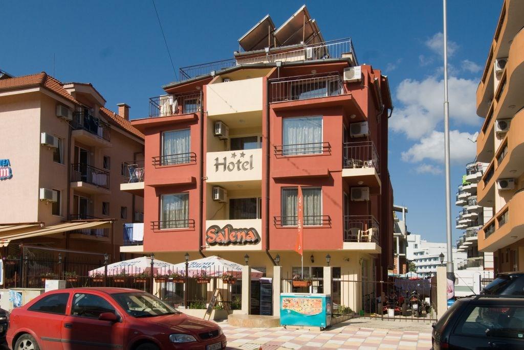 Hotel SALENA - Jaz