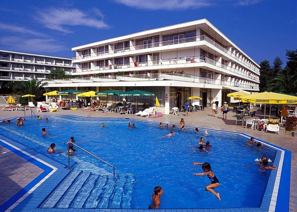 Hotel a depandance LAVANDA - Bečići