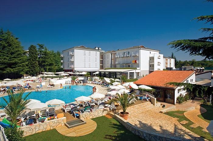 Hotel VALAMAR PINIA - Medveja