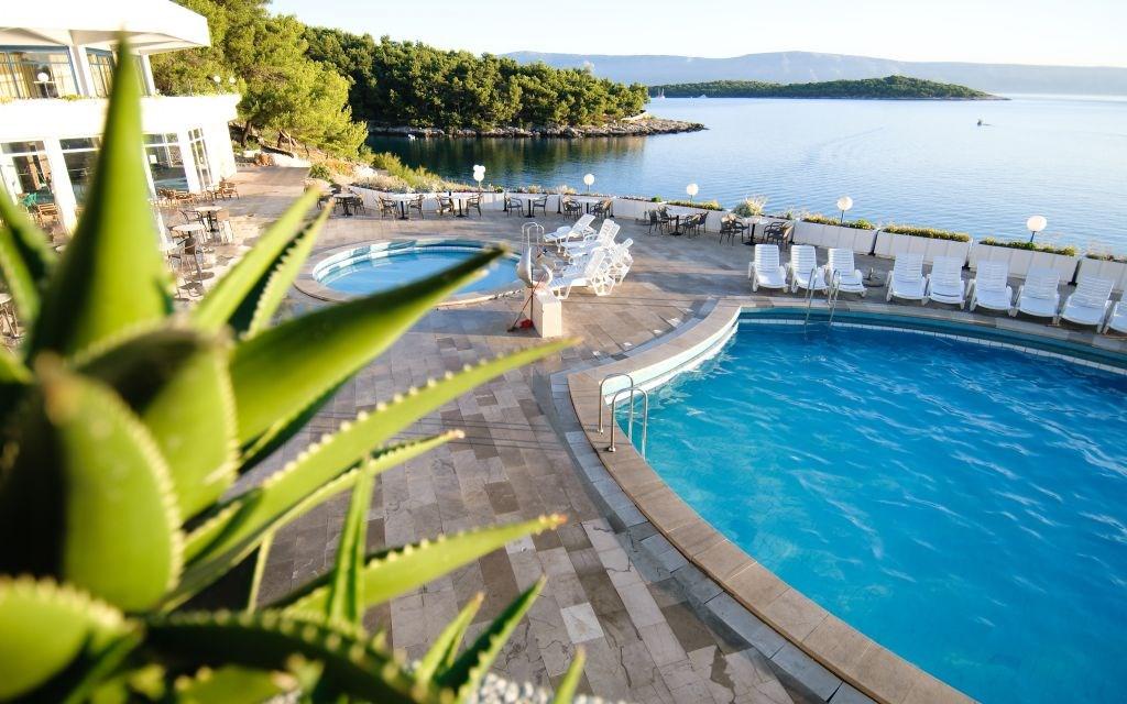 Hotel ADRIATIQ FONTANA RESORT - Šibenik-Solaris