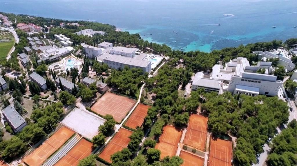 Hotel BLUESUN BONACA - Wyspa Mljet