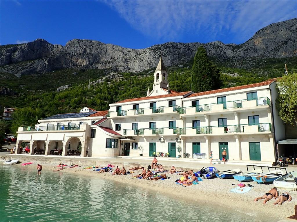 Hotel RIVA - Baška