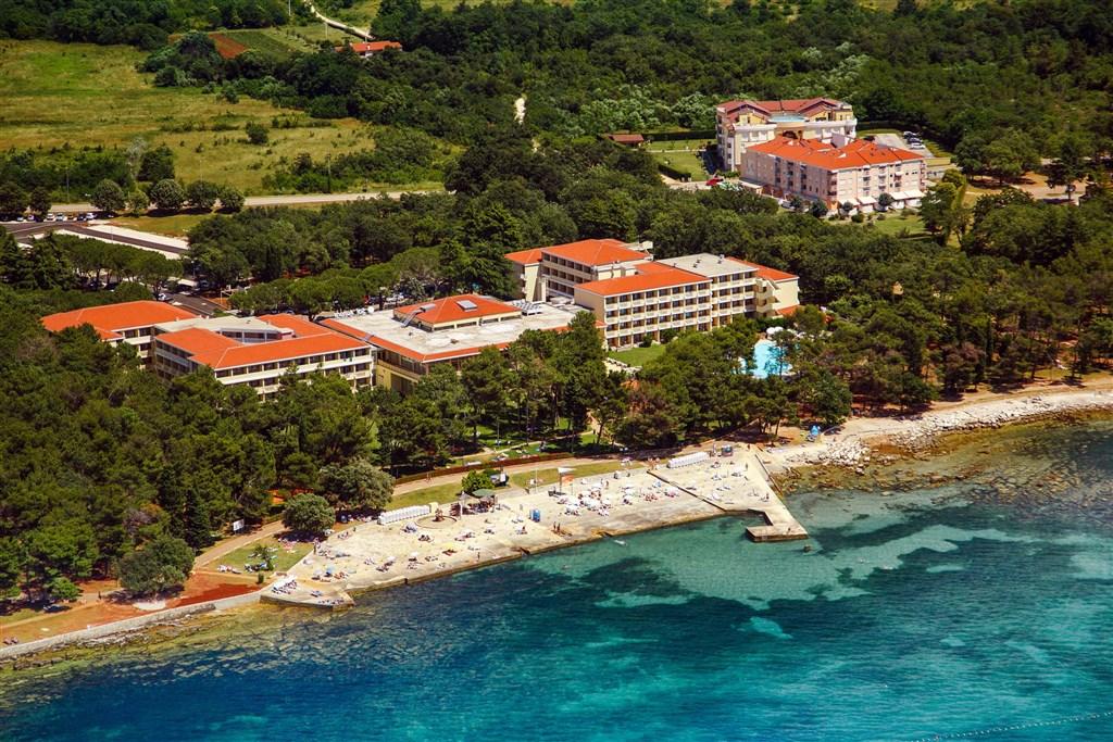 Hotel SOL AURORA - Umag