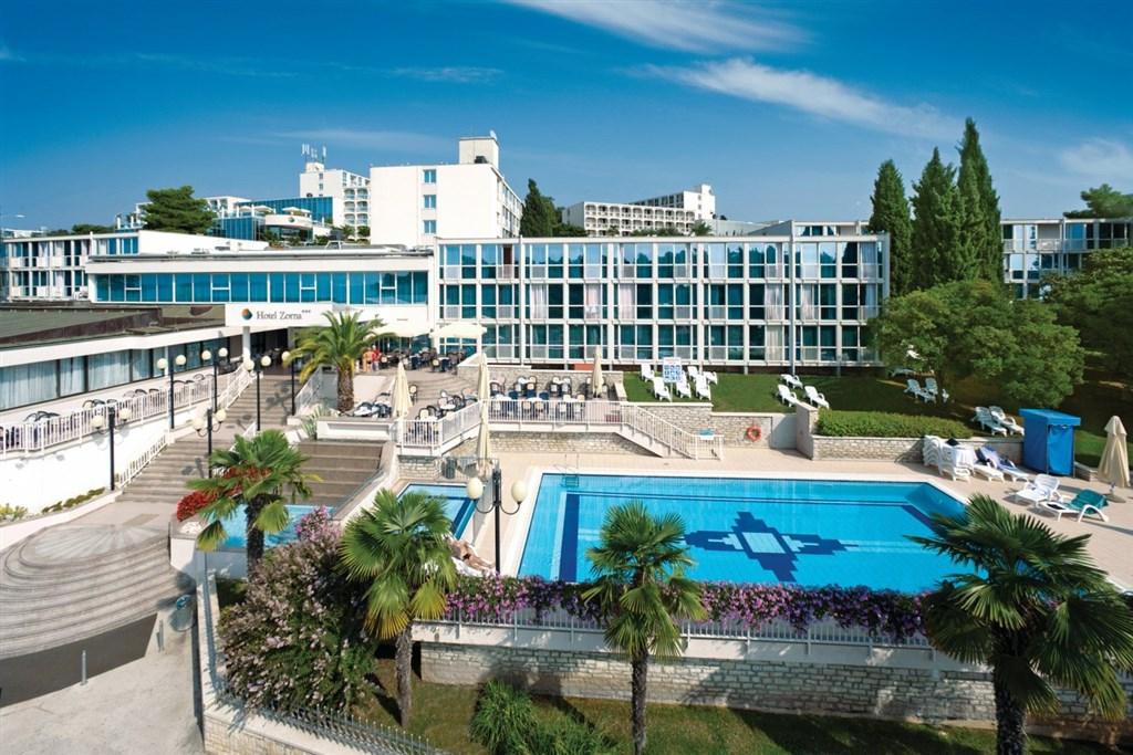 Hotel ZORNA - Pigadia
