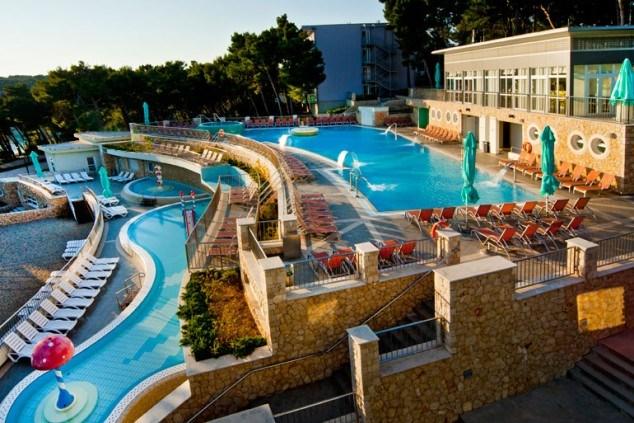 Family Hotel VESPERA - Vinjerac
