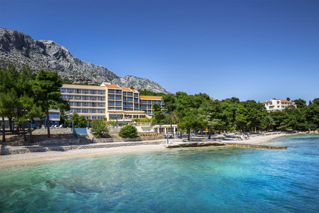 Hotel AMINESS Grand AZUR - Panormos - Kantouni