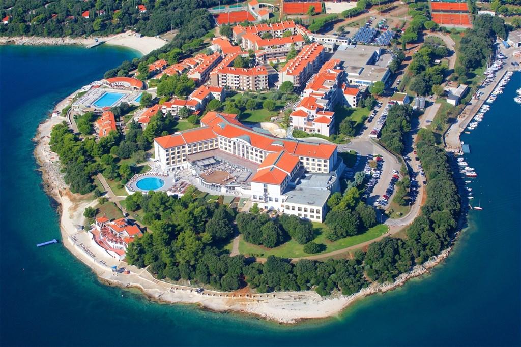 Hotel PARK PLAZA HISTRIA - Kos - hlavní město