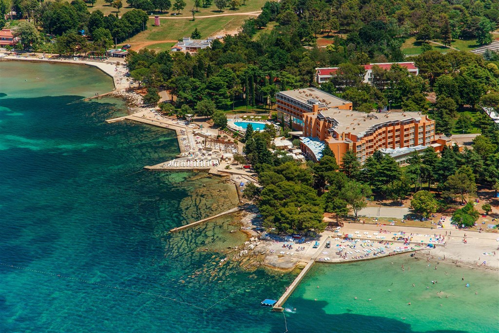 Hotel SOL UMAG for Plava Laguna - Wyspa Murter