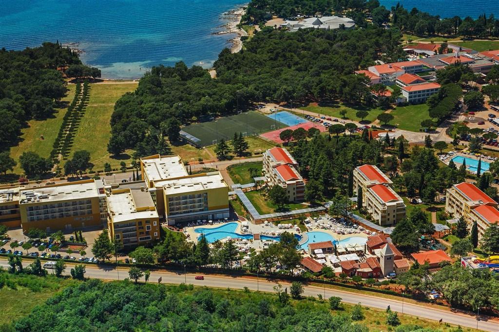 Hotel SOL GARDEN ISTRA - Novigrad