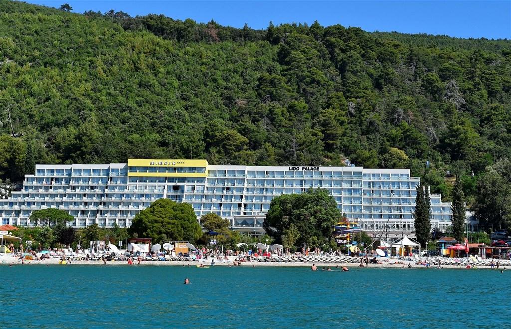 Hotel MIMOSA / LIDO PALACE - Marmari