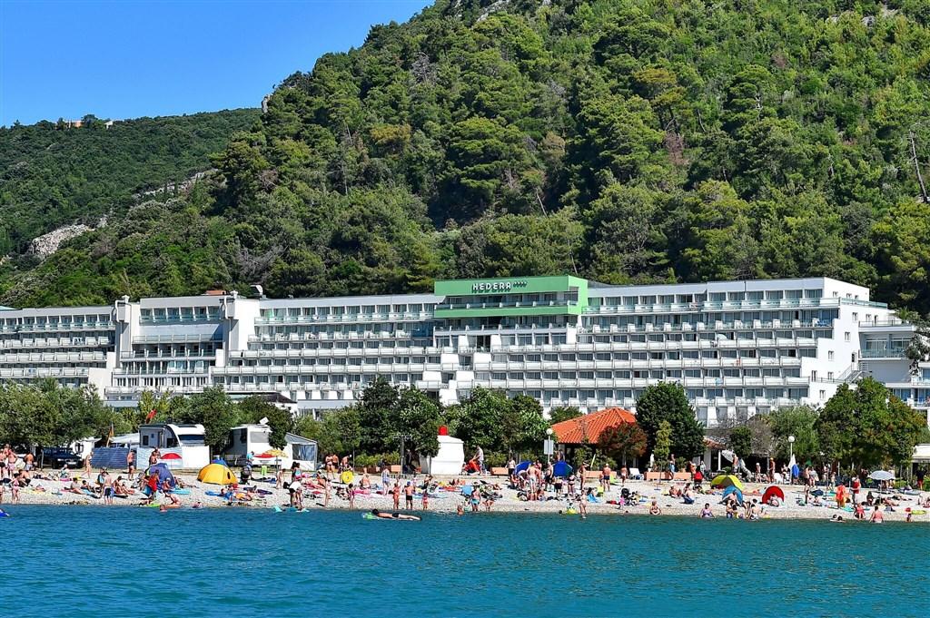 Hotel HEDERA - Malinska