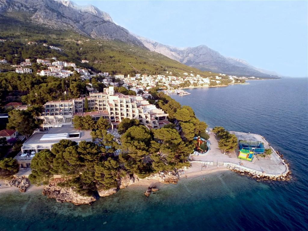 Hotel BLUESUN SOLINE - Gradac