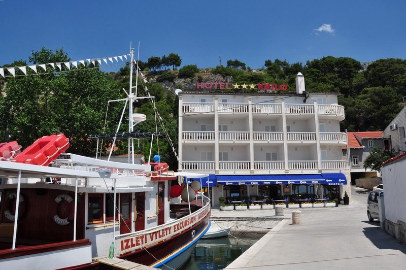 Hotel KRILO - Medveja