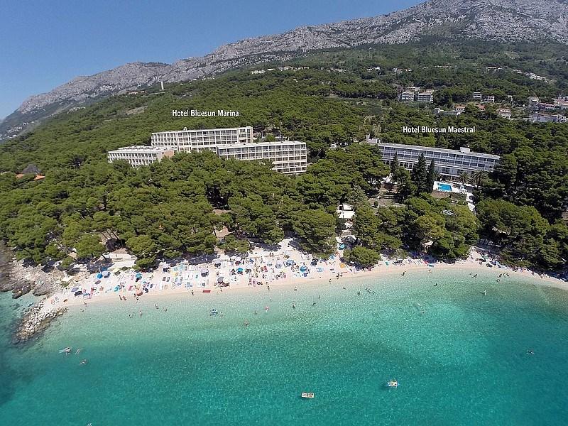 Hotel BLUESUN MAESTRAL - Starigrad