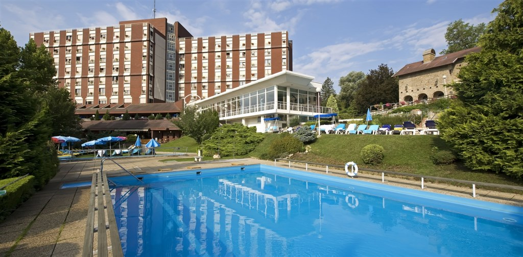 HEALTH SPA HOTEL AQUA - Hévíz