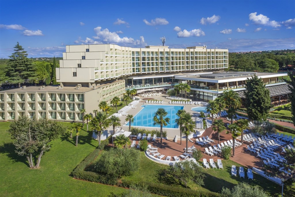 Hotel LAGUNA MATERADA - Premantura
