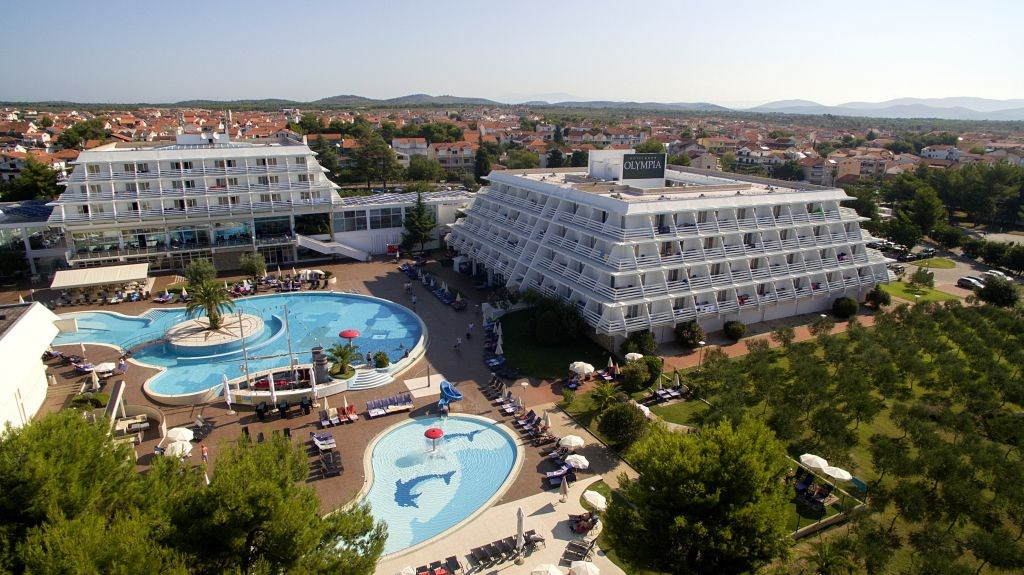 Hotel OLYMPIA - Finiki