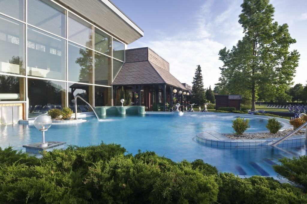 Hotel DANUBIUS HEALTH SPA RESORT BÜK - Seefeld