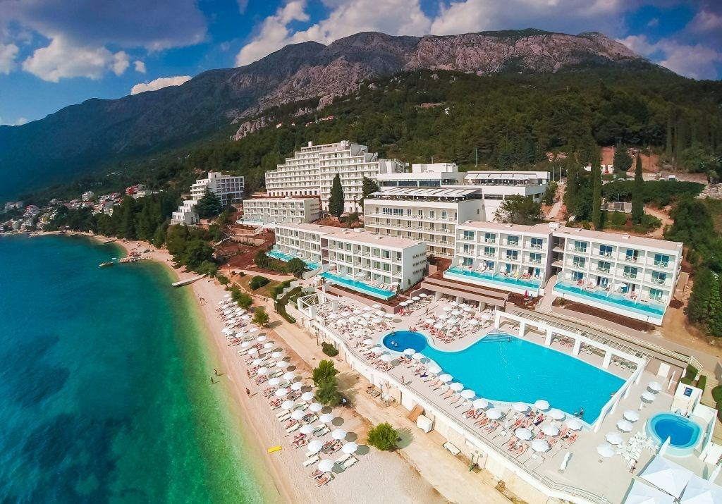 Hotel SENSIMAR ADRIATIC BEACH RESORT - Brna