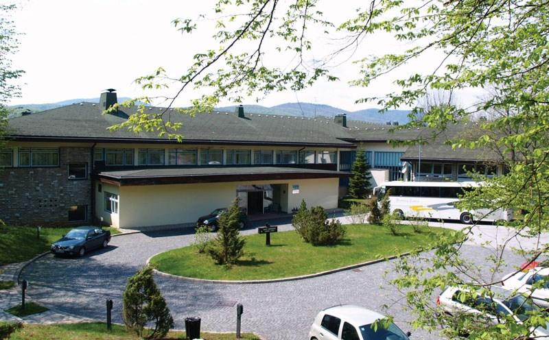 Hotel PLITVICE - Marmari