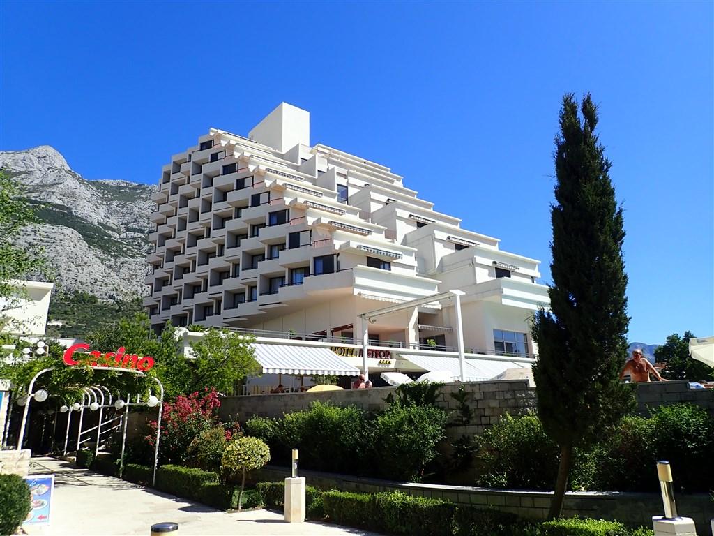 Hotel METEOR - Wyspa Mljet