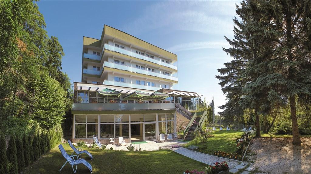 Hotel CE QUELLE - Lillafüred