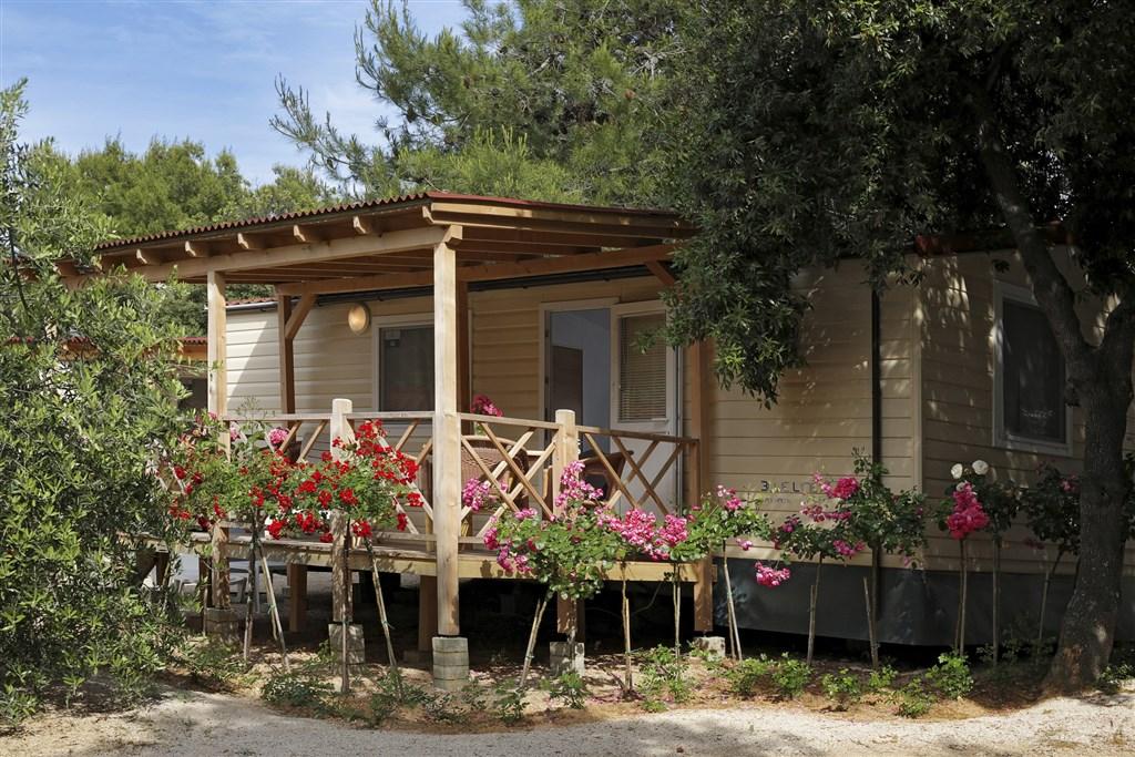Mobilní domky SOLARIS - Balatonalmádi