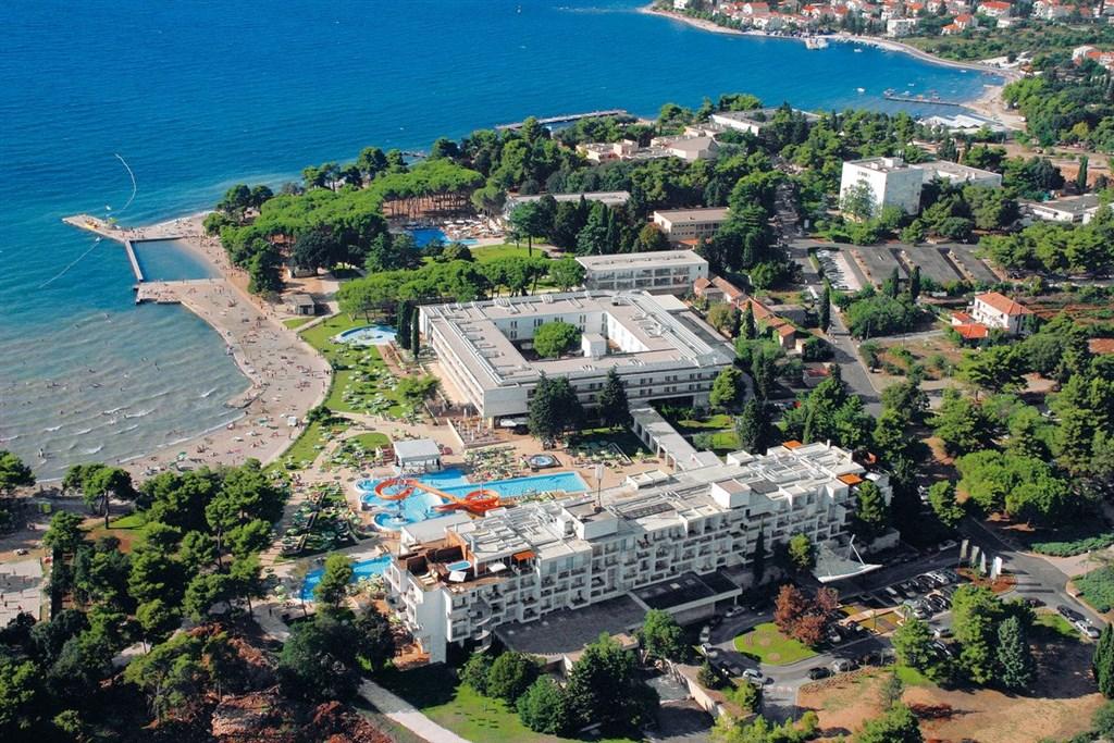 Hotel CLUB FUNIMATION BORIK - Gradac