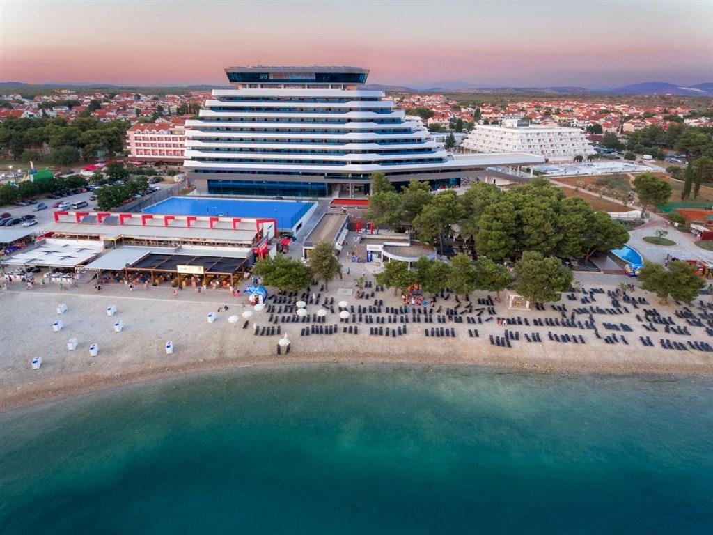Hotel OLYMPIA SKY - Agios Georgios