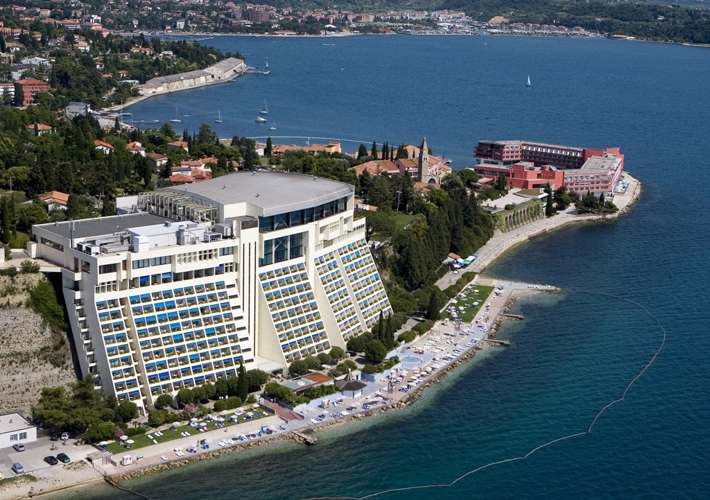 Grand Hotel BERNARDIN - Olympic Beach