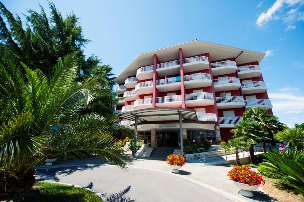 Hotel HALIAETUM/MIRTA - Perrisa