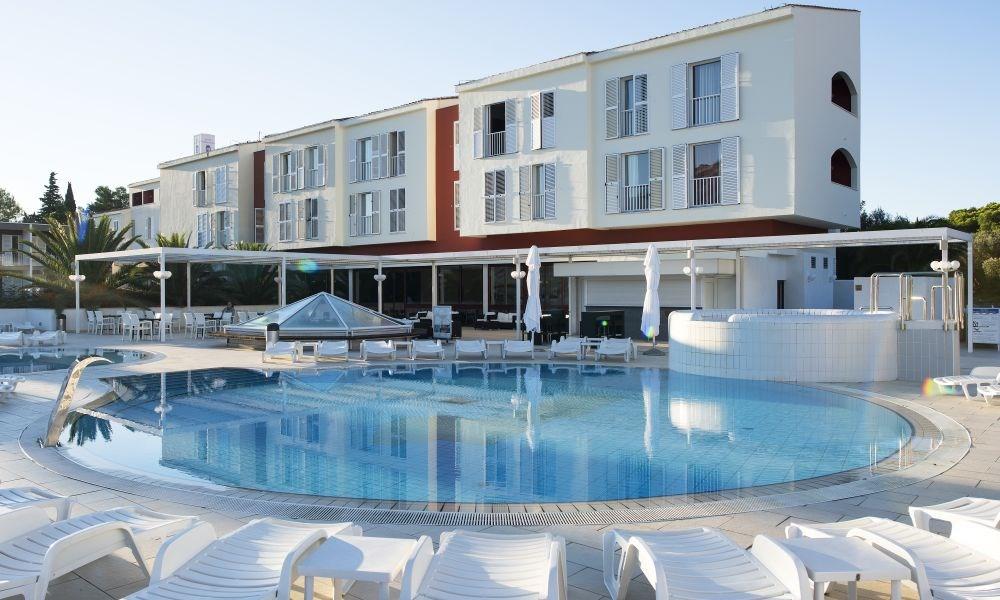 Hotel MARKO POLO - Sw. Filip i Jakov