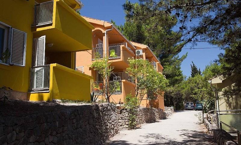 Apartmány HOLIDAY PARK ZELENA PUNTA - Makarska