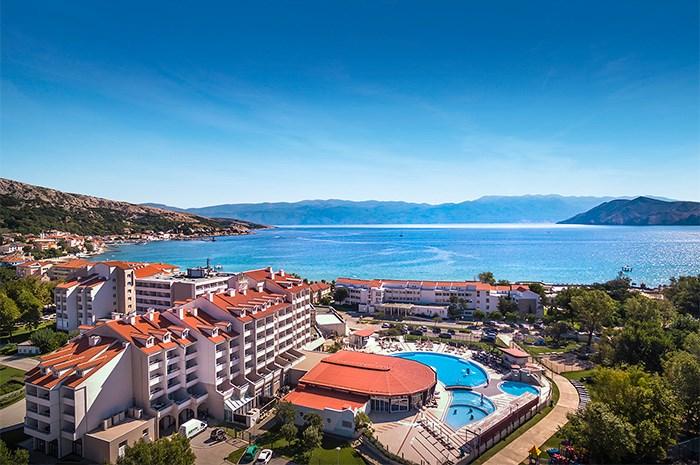 Hotel CORINTHIA BAŠKA - Šibenik-Solaris