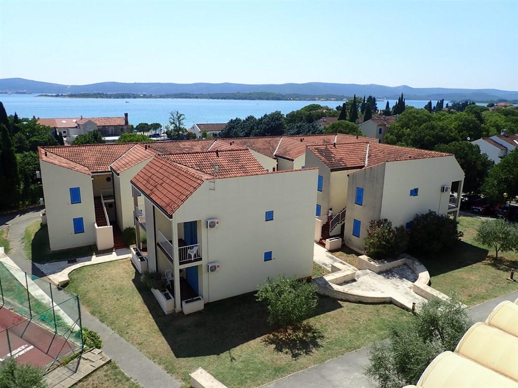 Apartmány CROATIA - Sw. Filip i Jakov
