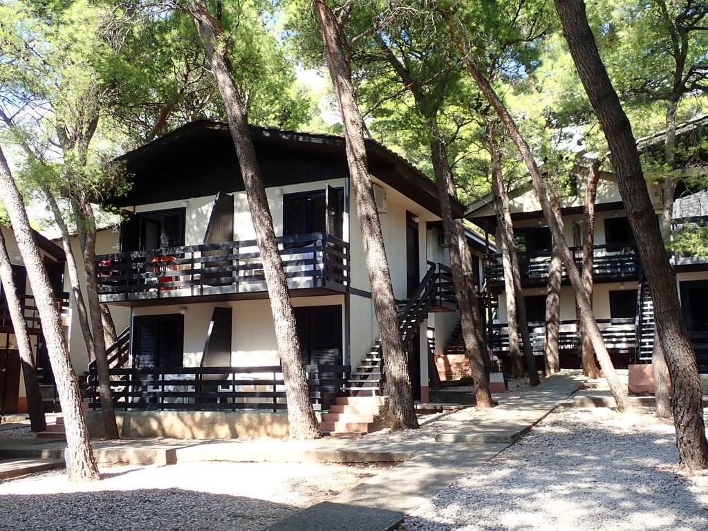Rodinné bungalovy BAŠKA VODA, AKTIVNÍ DOVOLENÁ 55+ - Wyspa Rab