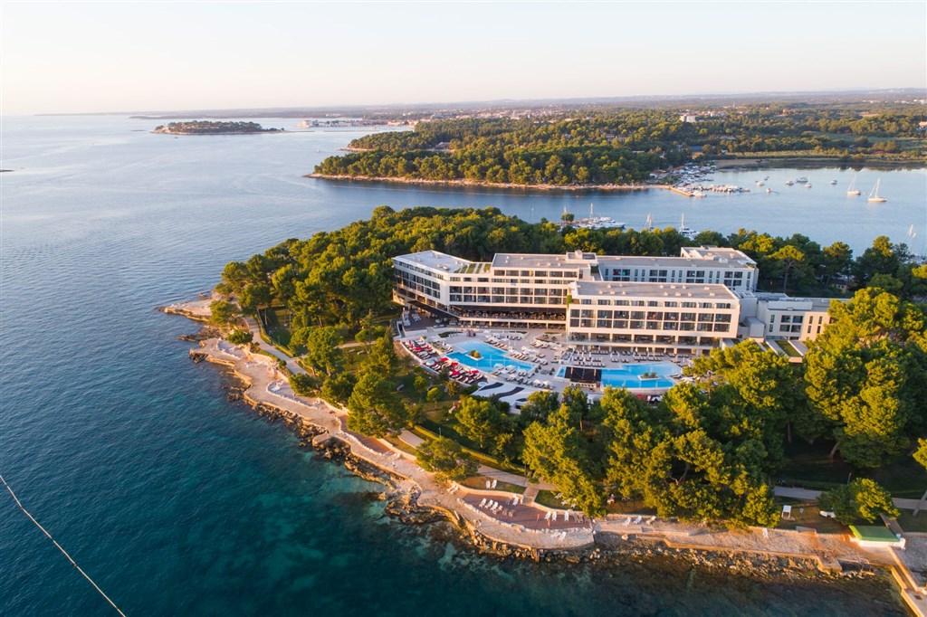 Hotel LAGUNA PARENTIUM - Wyspa Murter