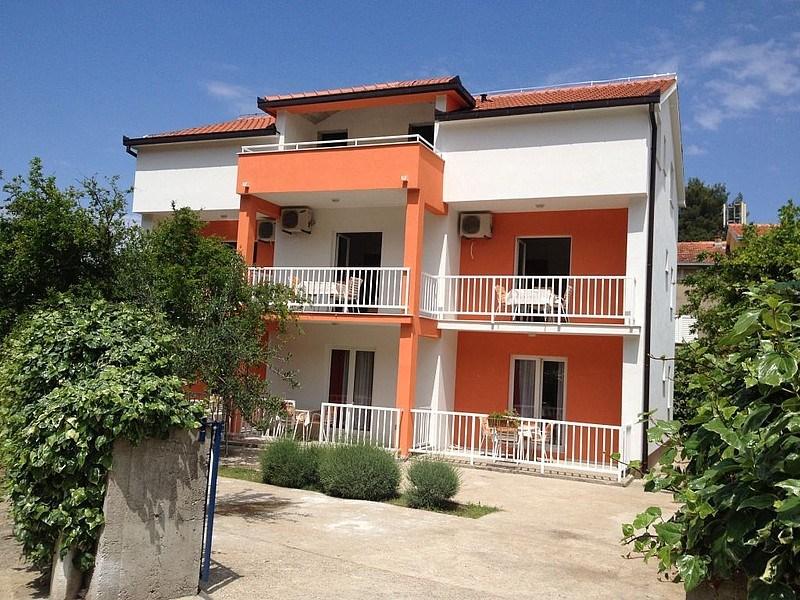Apartmány VOLAREVIĆ - Wyspa Koločep