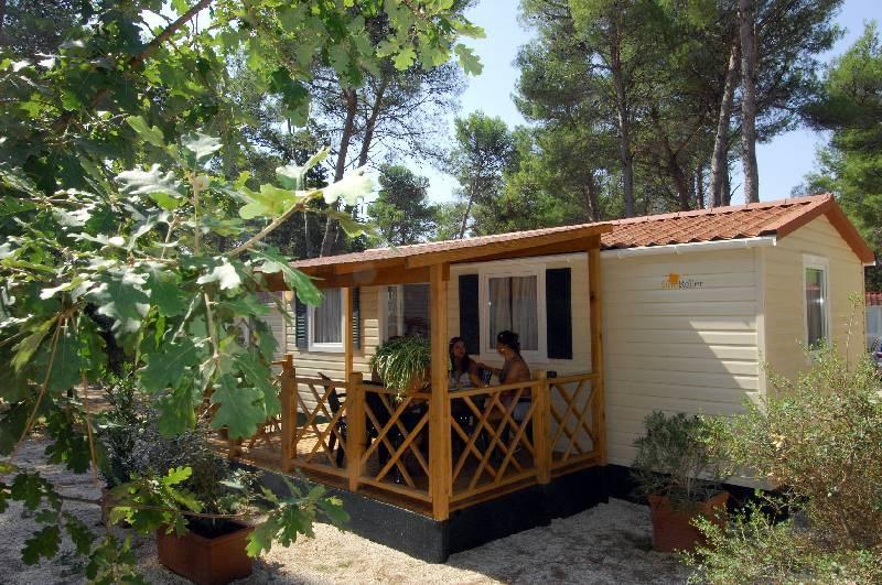 Mobilní domky a glamping ZATON - Medveja