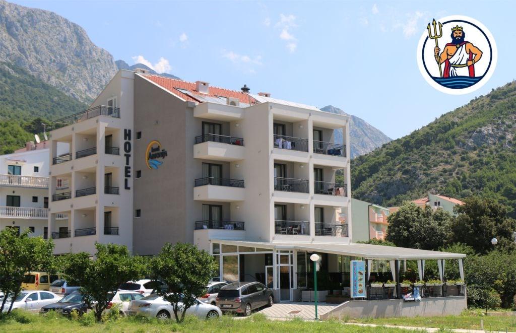 Hotel ANTONIJA - Śródlądowy