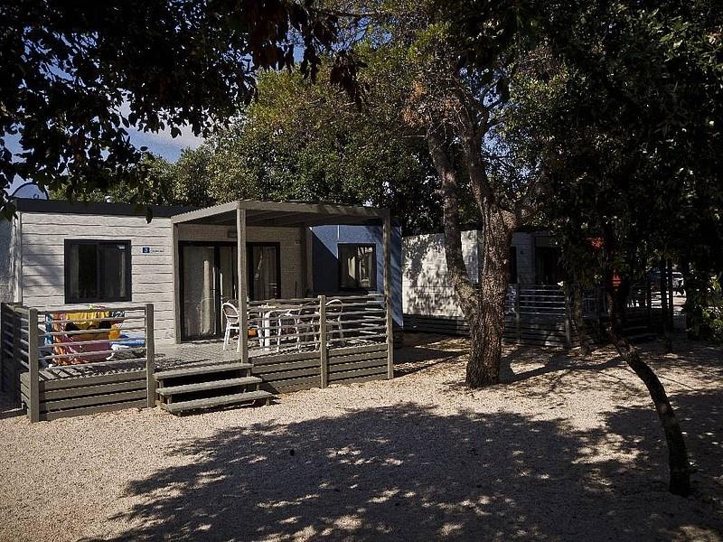 Mobilní domky Adriatic Kamp Belvedere - Vodice