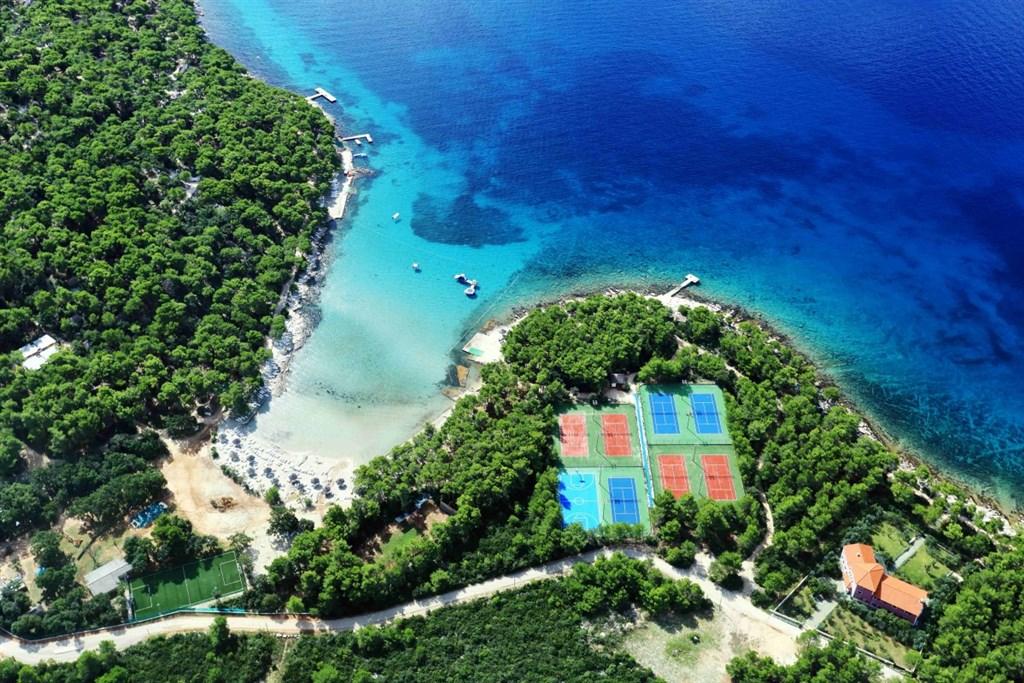Resort PINE BEACH PAKOŠTANE -